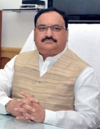 J P Nadda presides over 1st Convocation of Nursing Education, PGIMER, Chandigarh
