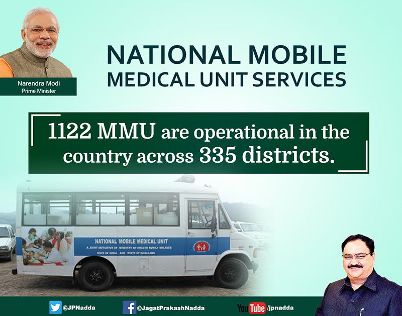 National Mobile Medical Unit Services